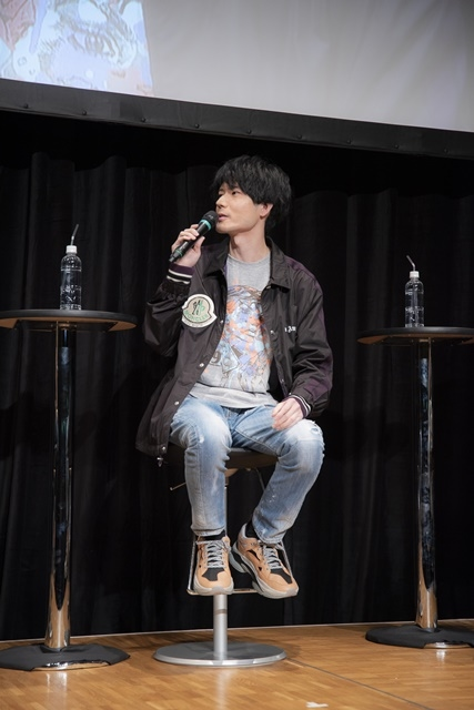 OVA『岸辺露伴は動かない』イベント東京公演に櫻井孝宏さん、高橋広樹さん、内山昂輝さん登壇! オフィシャルレポートが到着