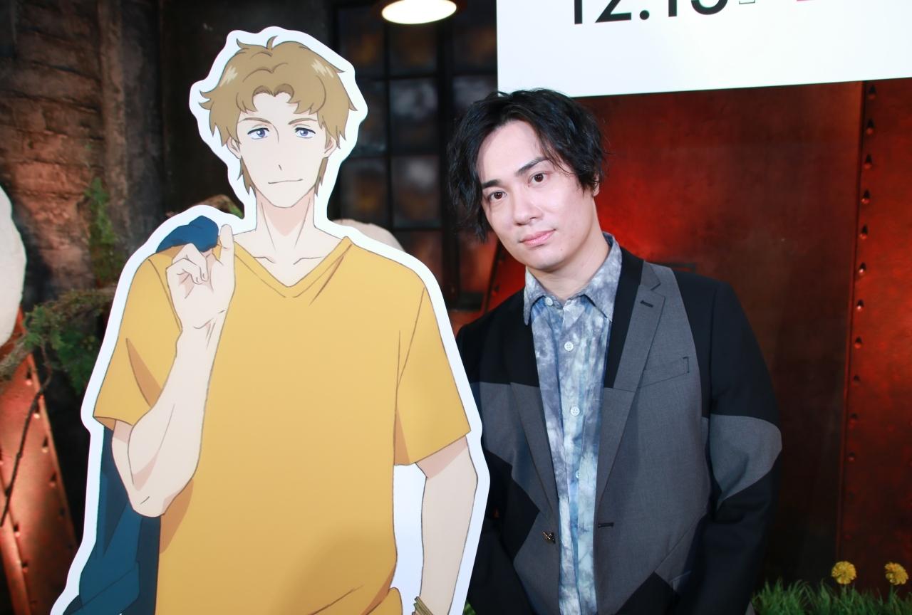 アニメ映画『ぼくらの7日間戦争』鈴木達央インタビュー
