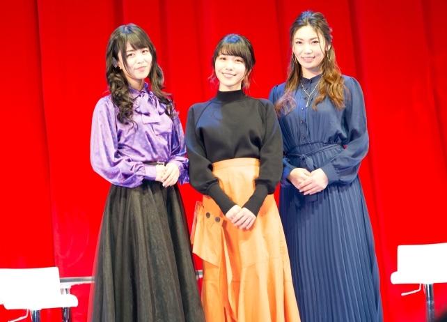アニメ『バンドリ!』第3期の制作発表会に愛美ら登壇│発表会レポ