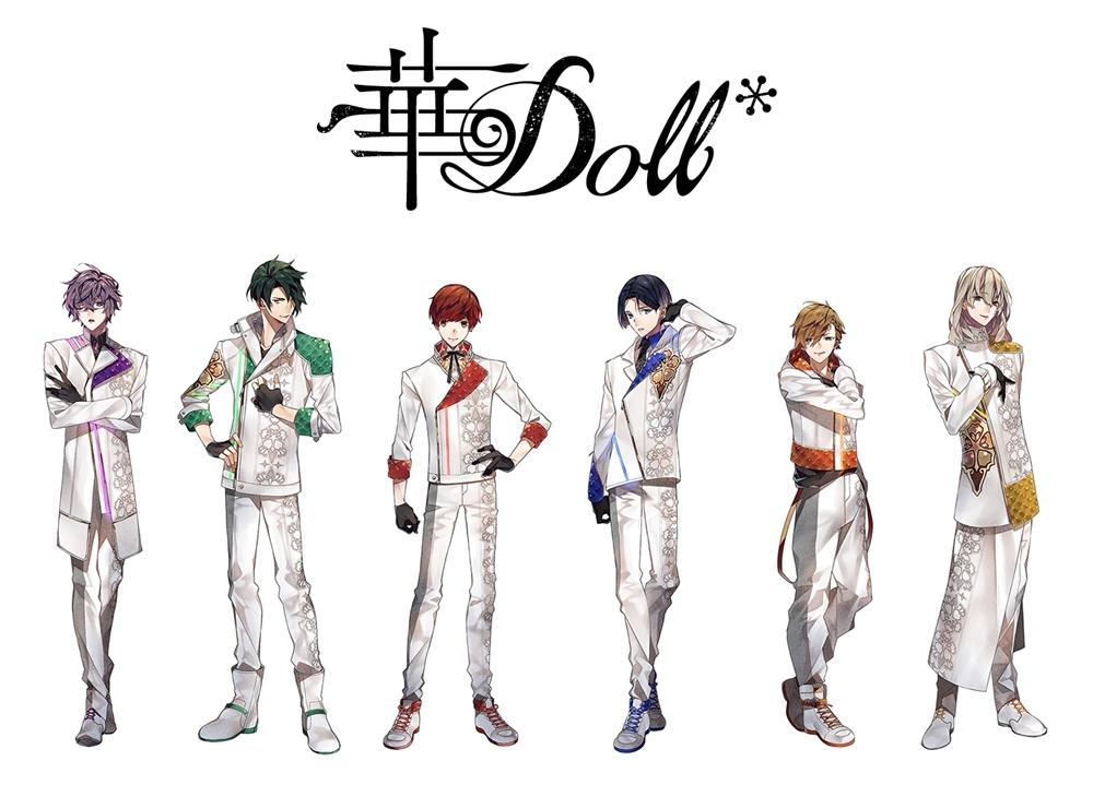 『華Doll*』Anthosの4thアルバムが発売決定!