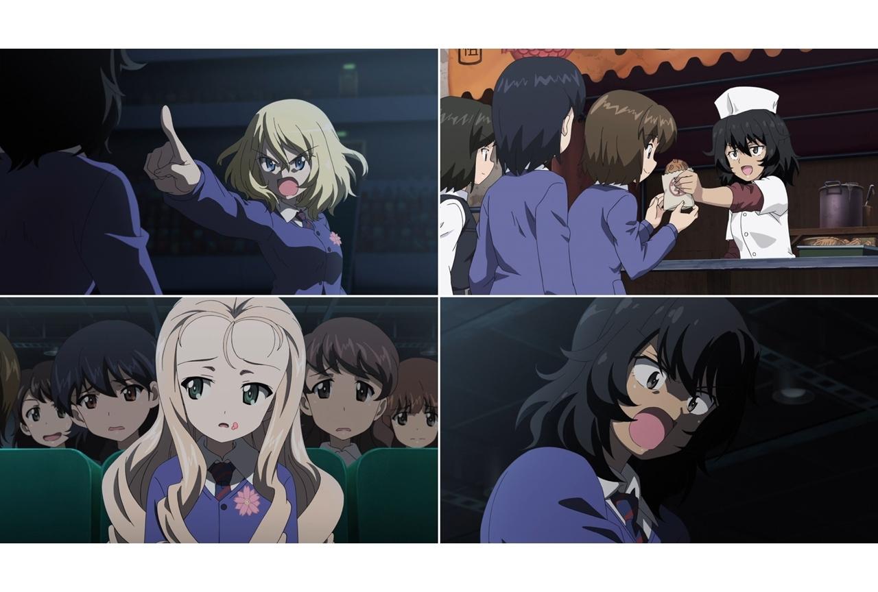 『ガルパン』最終章第2話BD&DVD新作OVAあらすじ・場面写到着