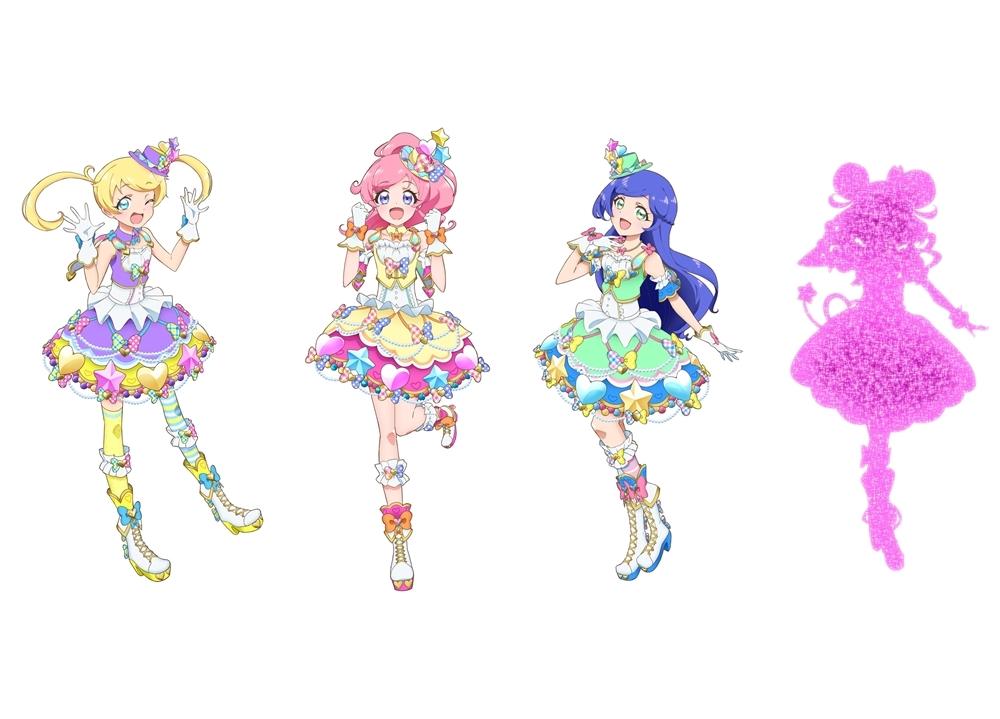『キラッとプリ☆チャン』TVアニメシーズン3放送決定!