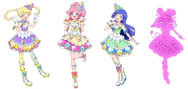 『キラッとプリ☆チャン』TVアニメシーズン3、2020年4月より放送スタート! 謎の新アイドルも登場!?の画像-1
