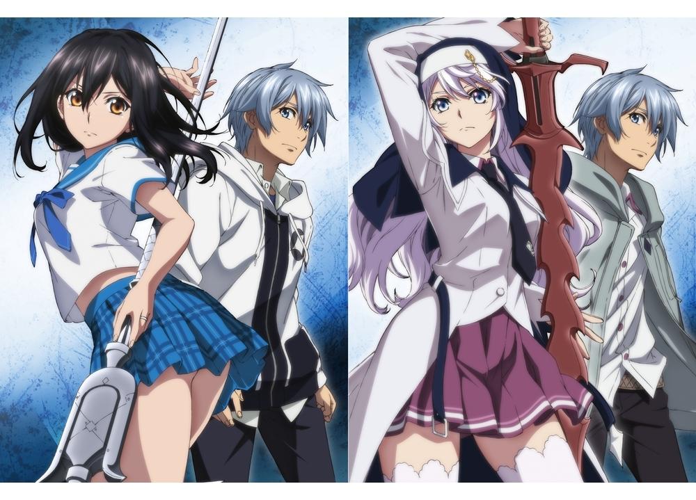 『ストブラ』OVA4期シリーズの追加声優4名解禁!