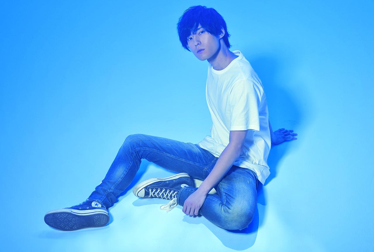 増田俊樹さん1stフルアルバム『Diver』インタビュー