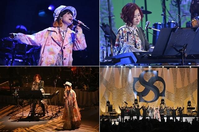 「See-Saw LIVE Dream Field 2019」公式レポートが到着! 石川智晶さんと梶浦由記さんによるユニットが17年ぶりの単独ライブ!!の画像-1