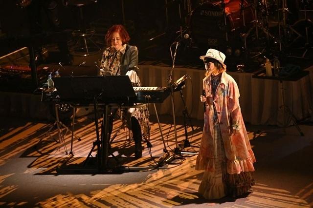 「See-Saw LIVE Dream Field 2019」公式レポートが到着! 石川智晶さんと梶浦由記さんによるユニットが17年ぶりの単独ライブ!!
