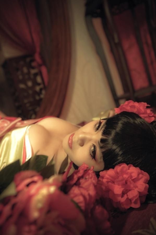 新年最初のコスプレピックアップは「花魁」! 妖艶な雰囲気を醸し出すコスプレ写真を厳選しました!-6