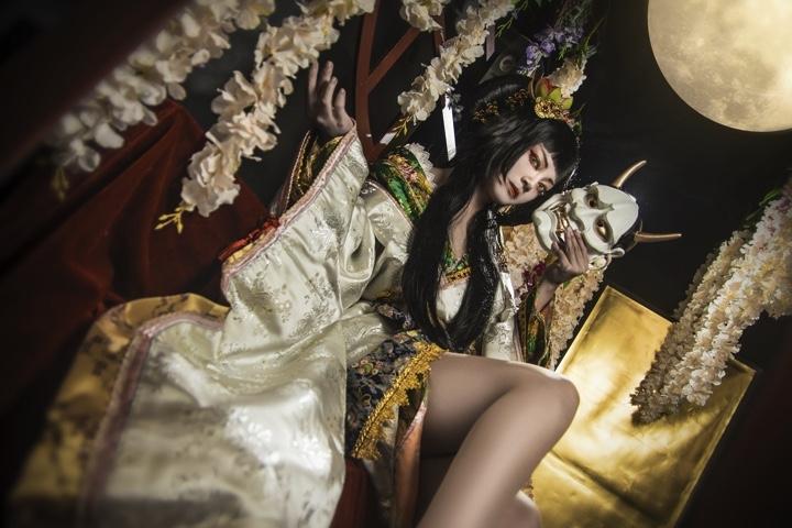 新年最初のコスプレピックアップは「花魁」! 妖艶な雰囲気を醸し出すコスプレ写真を厳選しました!-7
