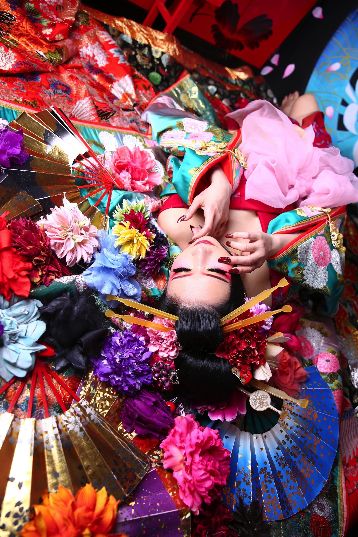 新年最初のコスプレピックアップは「花魁」! 妖艶な雰囲気を醸し出すコスプレ写真を厳選しました!-9