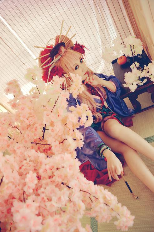 新年最初のコスプレピックアップは「花魁」! 妖艶な雰囲気を醸し出すコスプレ写真を厳選しました!-8
