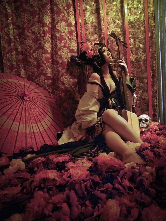 新年最初のコスプレピックアップは「花魁」! 妖艶な雰囲気を醸し出すコスプレ写真を厳選しました!-3
