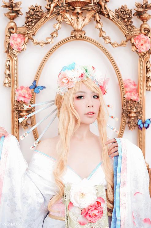 新年最初のコスプレピックアップは「花魁」! 妖艶な雰囲気を醸し出すコスプレ写真を厳選しました!-2