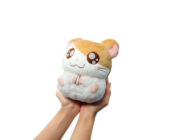 PURICHU(ぷりちゅ~)なデザインの「一番くじ とっとこハム太郎~PURICHU BOUQUET~でちゅ」が2020年2月1日より順次発売予定!