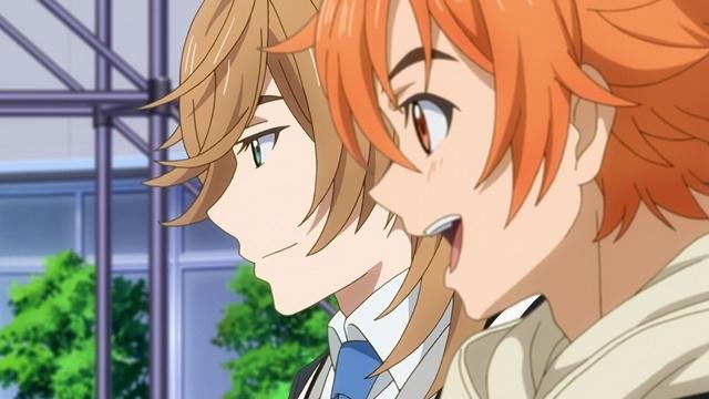 秋アニメ『ACTORS -Songs Connection-』より、第12話「piacere」のあらすじ&先行場面カット到着!