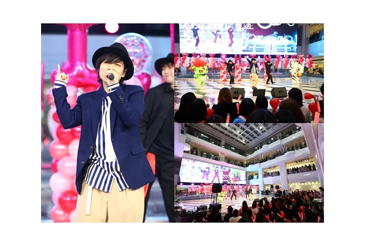『キンプリ』声優・寺島惇太が劇場版最新作公開記念イベントに登場