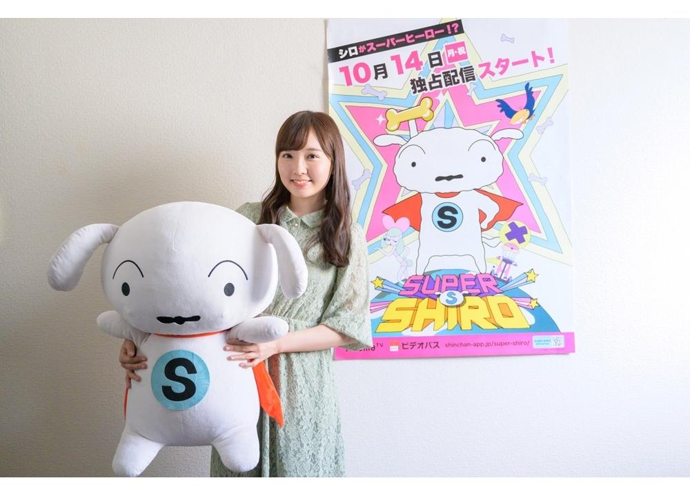 『SUPER SHIRO』木戸衣吹が、新キャラ役に決定!