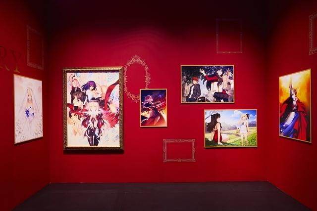 「TYPE-MOON展 Fate/stay night -15年の軌跡- 」内覧会&川澄綾子さんら声優陣登壇のテープカットイベントをレポート|『月姫』からTYPE-MOONの歩みを辿る何もかもが見逃せない空間!-20