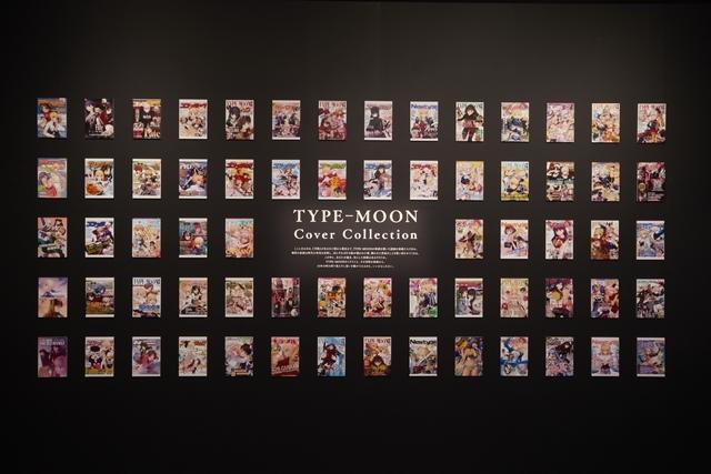 「TYPE-MOON展 Fate/stay night -15年の軌跡- 」内覧会&川澄綾子さんら声優陣登壇のテープカットイベントをレポート|『月姫』からTYPE-MOONの歩みを辿る何もかもが見逃せない空間!-25