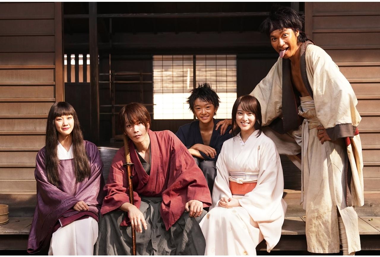映画『るろうに剣心 最終章』2020年夏に全国公開