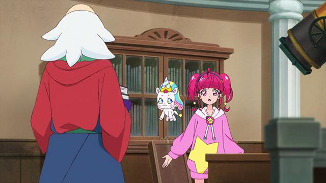▲第45話「輝くキラキラ星☆ひかるのイマジネーション!」より