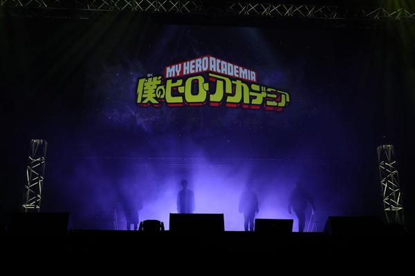 『僕のヒーローアカデミア』山下大輝さん・岡本信彦さん・梶裕貴さん・三宅健太さんが「ジャンプフェスタ2020」スーパーステージに登壇!シークレットゲストは中村悠一さん