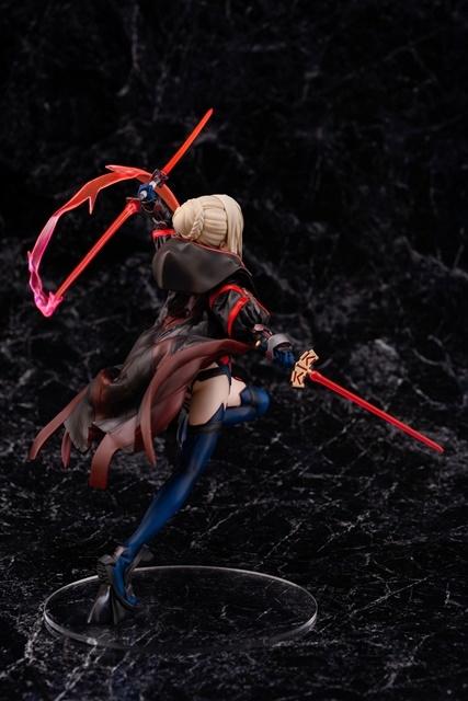 『Fate/Grand Order』より、「謎のヒロインX〔オルタ〕」がスケールフィギュアで登場! 邪聖剣ネクロカリバーから放たれる閃光に刮目せよ!【今なら19%OFF!】