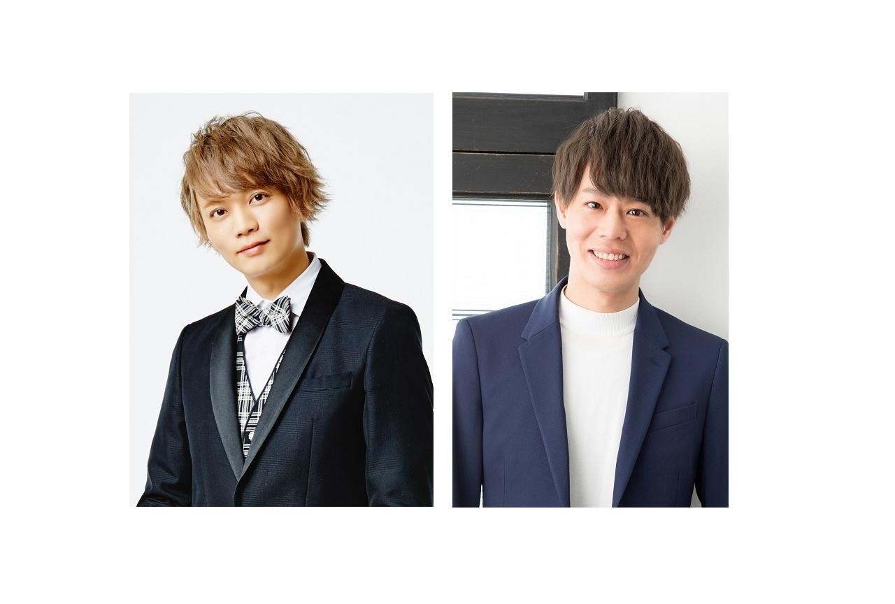 浅沼晋太郎、神尾晋一郎出演!『さんたく!!!ラジオ』イベント開催!