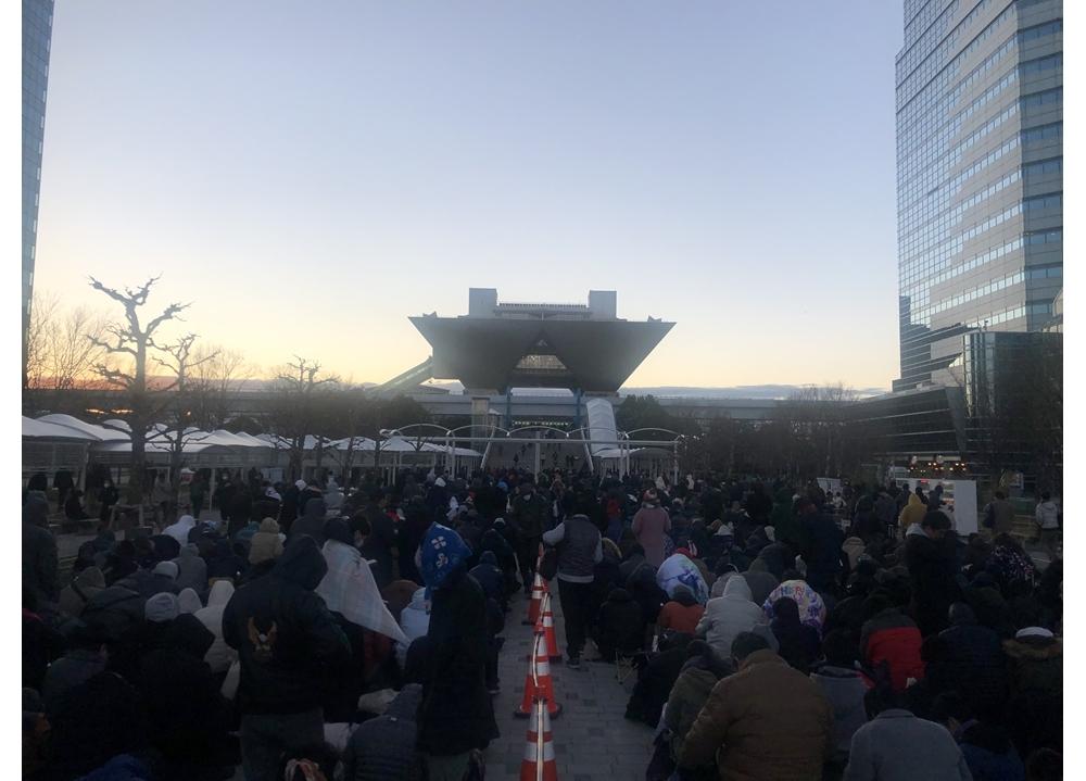 「コミケ97」1日目の入場者数は19万人!