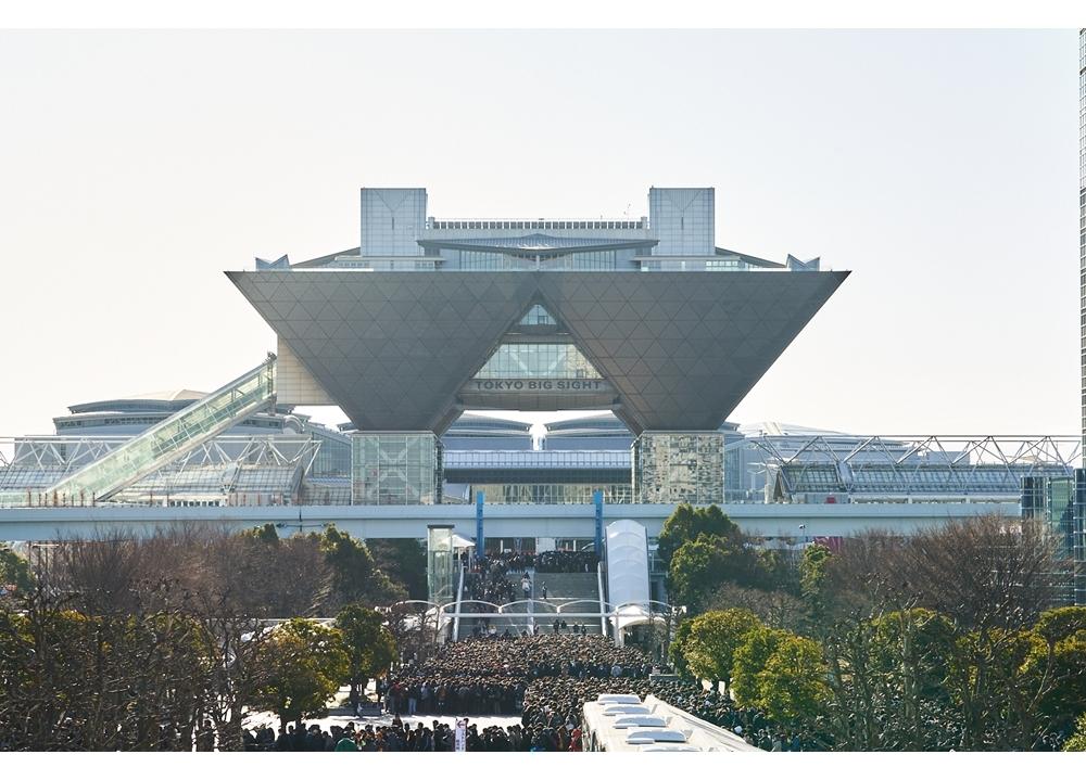 「コミケ97」2日目の入場者数は18万人を記録!