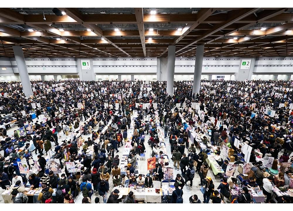 「コミケ97」3日目の入場者数は19万人を記録!