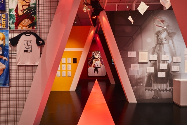「TYPE-MOON展 Fate/stay night -15年の軌跡- 」内覧会&川澄綾子さんら声優陣登壇のテープカットイベントをレポート|『月姫』からTYPE-MOONの歩みを辿る何もかもが見逃せない空間!-43