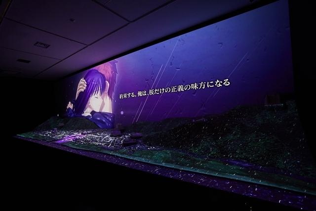 「TYPE-MOON展 Fate/stay night -15年の軌跡- 」内覧会&川澄綾子さんら声優陣登壇のテープカットイベントをレポート|『月姫』からTYPE-MOONの歩みを辿る何もかもが見逃せない空間!-64