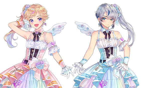 ▲(左)ツバサ (右)イツキ