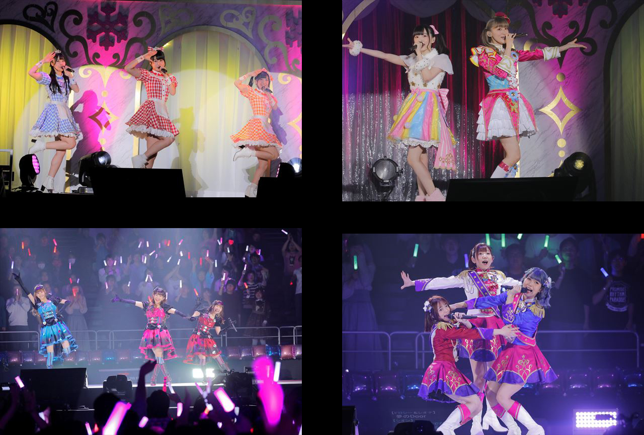 「プリパラ&キラッとプリ☆チャン Winter Live 2019」レポート