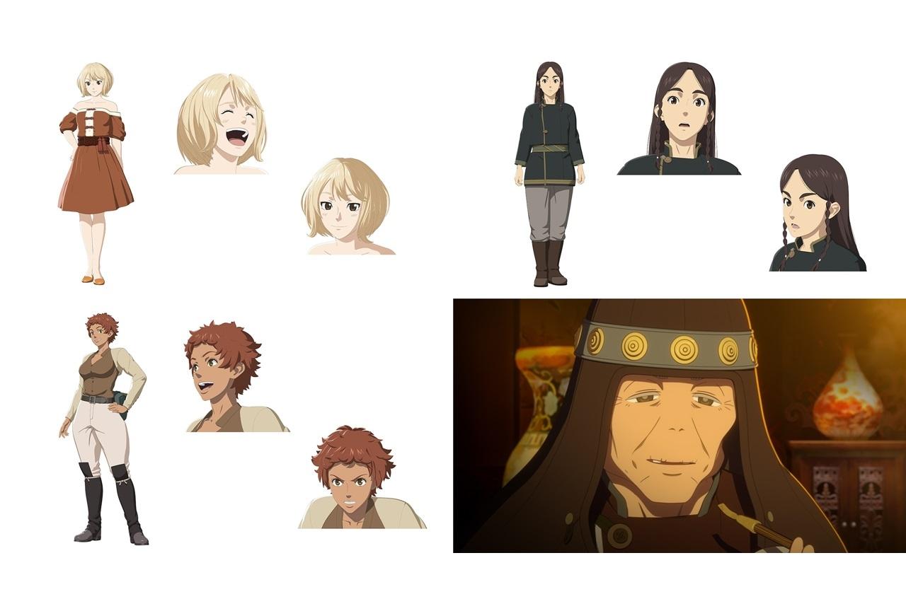 冬アニメ『空挺ドラゴンズ』佐倉綾音ら追加声優4名よりコメント到着