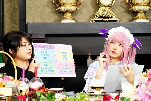 2020年1月放送開始『えなコス TV』より、コスプレイヤー・えなこさん&声優・石飛恵里花さんによる初回収録時インタビュー到着!の画像-15