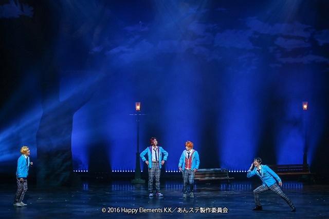 『あんさんぶるスターズ!エクストラ・ステージ』~Night of Blossoming Stars~東京公演開幕前キャストコメント&公演写真が公開の画像-6