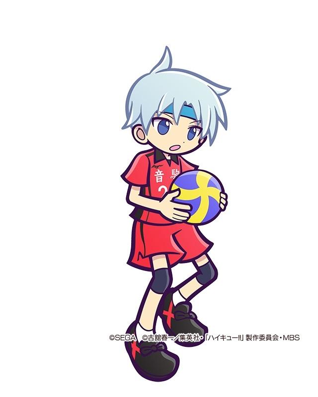 『ぷよクエ』と『ハイキュー!!』コラボより「シェゾ ver.音駒高校」を先行公開!