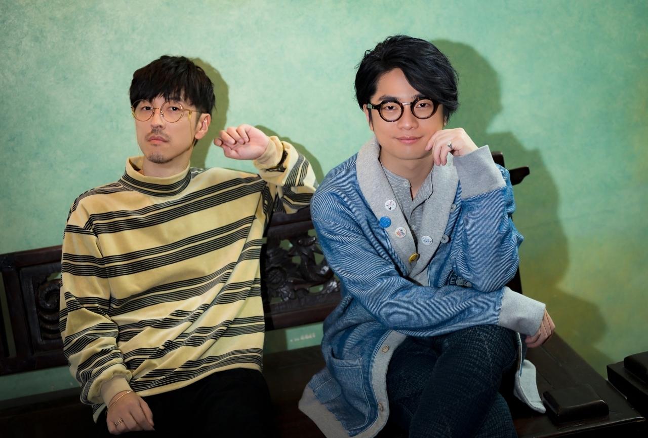 冬アニメ『ぼくのとなりに暗黒破壊神がいます。』福山潤&櫻井孝宏ロングインタビュー