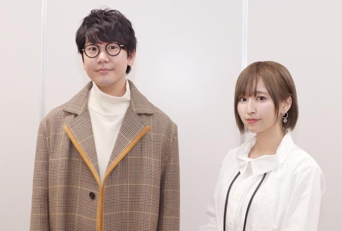 TVアニメ『ランウェイで笑って』花守ゆみり×花江夏樹 対談