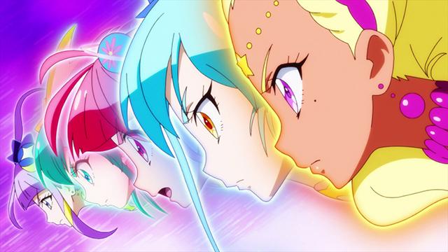スター☆トゥインクルプリキュア 第47話フワを救え!消えゆく宇宙と大いなる闇!