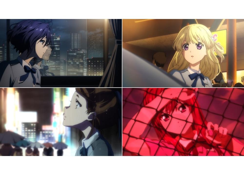 本日放送開始のTVアニメ『22/7』よりOP先行カット到着!