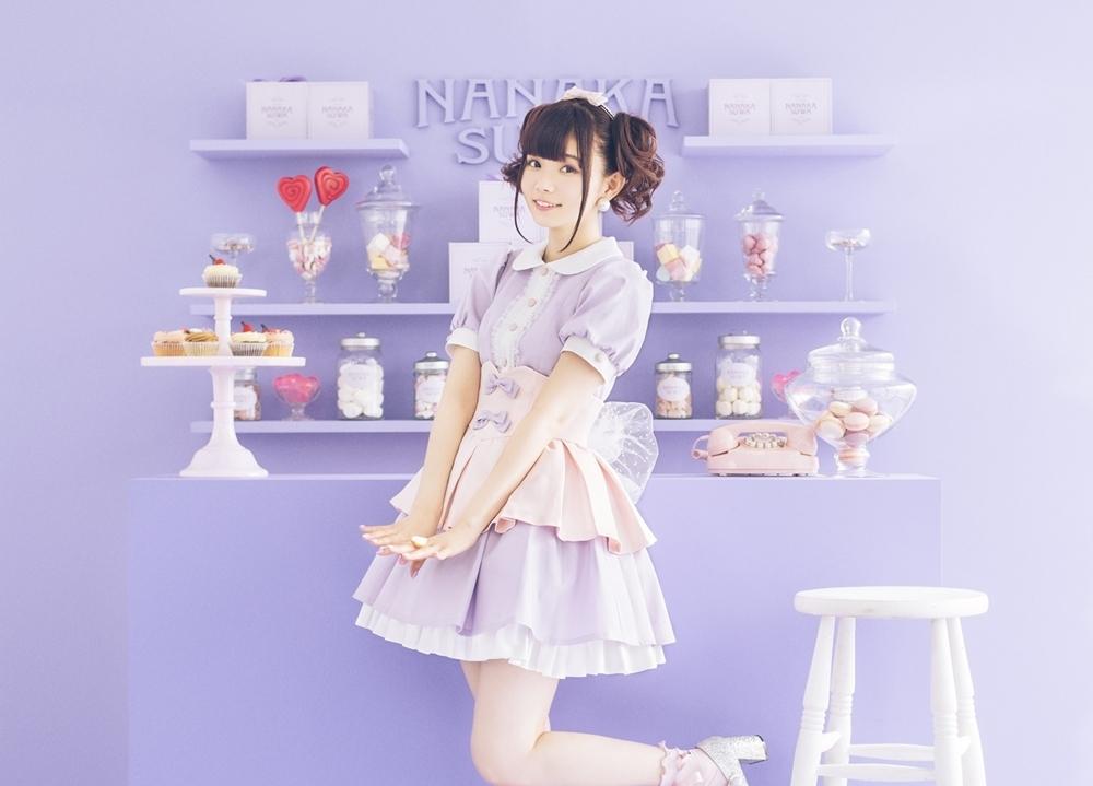 諏訪ななかデビューアルバムが2020年4月15日発売決定!