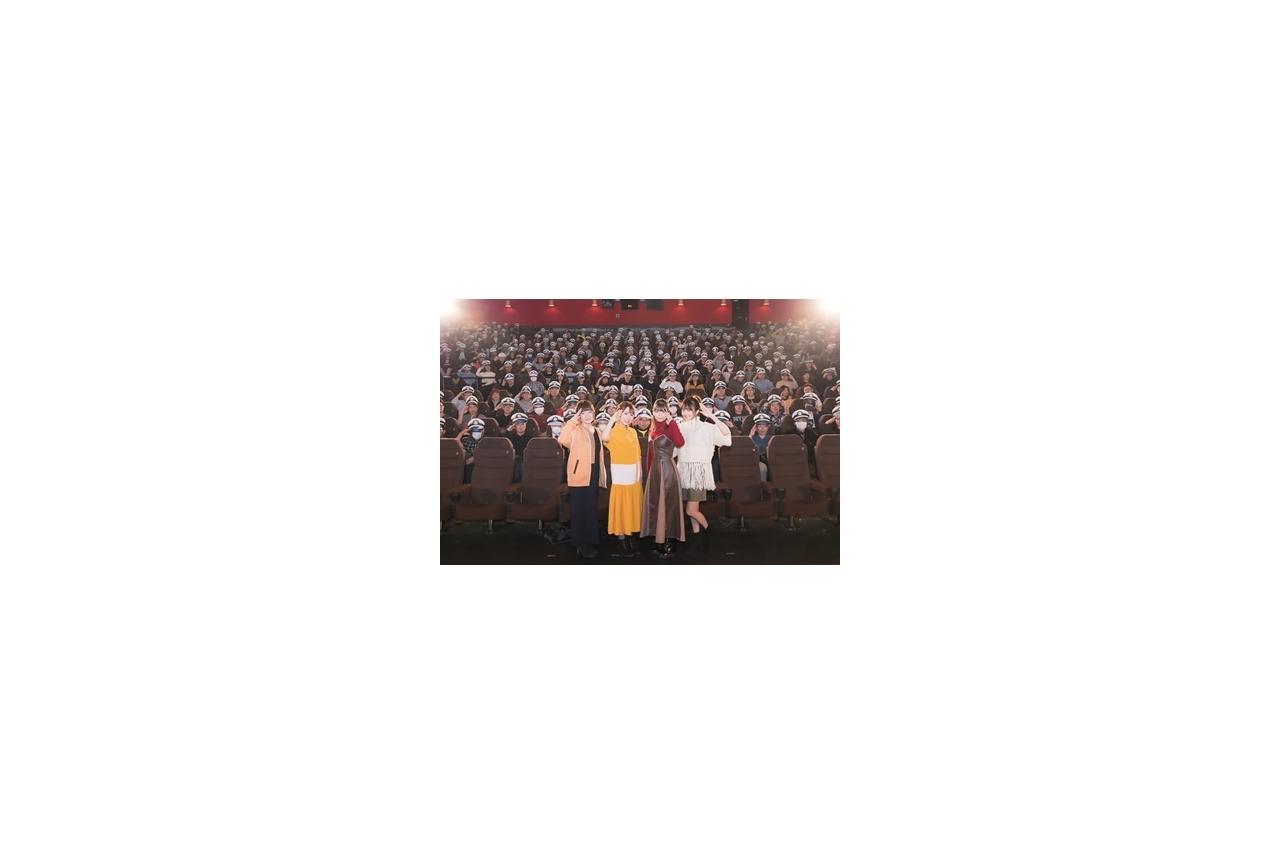 『劇場版 ハイスクール・フリート』先行上映会公式レポ