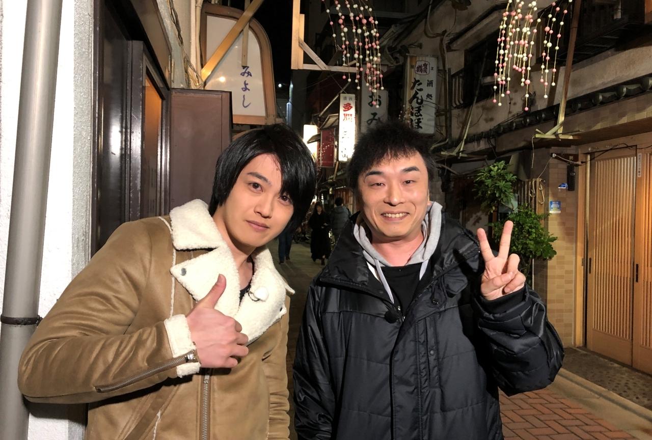 『声優と夜あそび【金:関智一×大河元気】#38』番組レポ到着