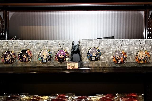 ツキプロ公式カフェ『池袋月野亭』1月の「雪月花」店内&試食レポート|新年にちなんだ煌びやかなメニューやグッズが登場!!