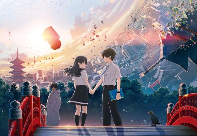 伊藤智彦監督が贈るSF青春ラブストーリー『HELLO WORLD』待望のBD&DVDが、2020年4月8日(水)発売決定!-1