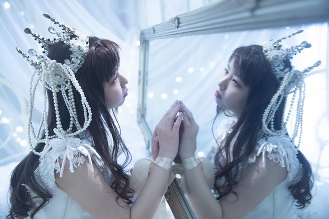 全編撮り下ろし写真で構成された「春奈るな1stフォトブック LUNA」2月27日発売! 12の衣裳を身にまとった独特な世界観を堪能できる!-1
