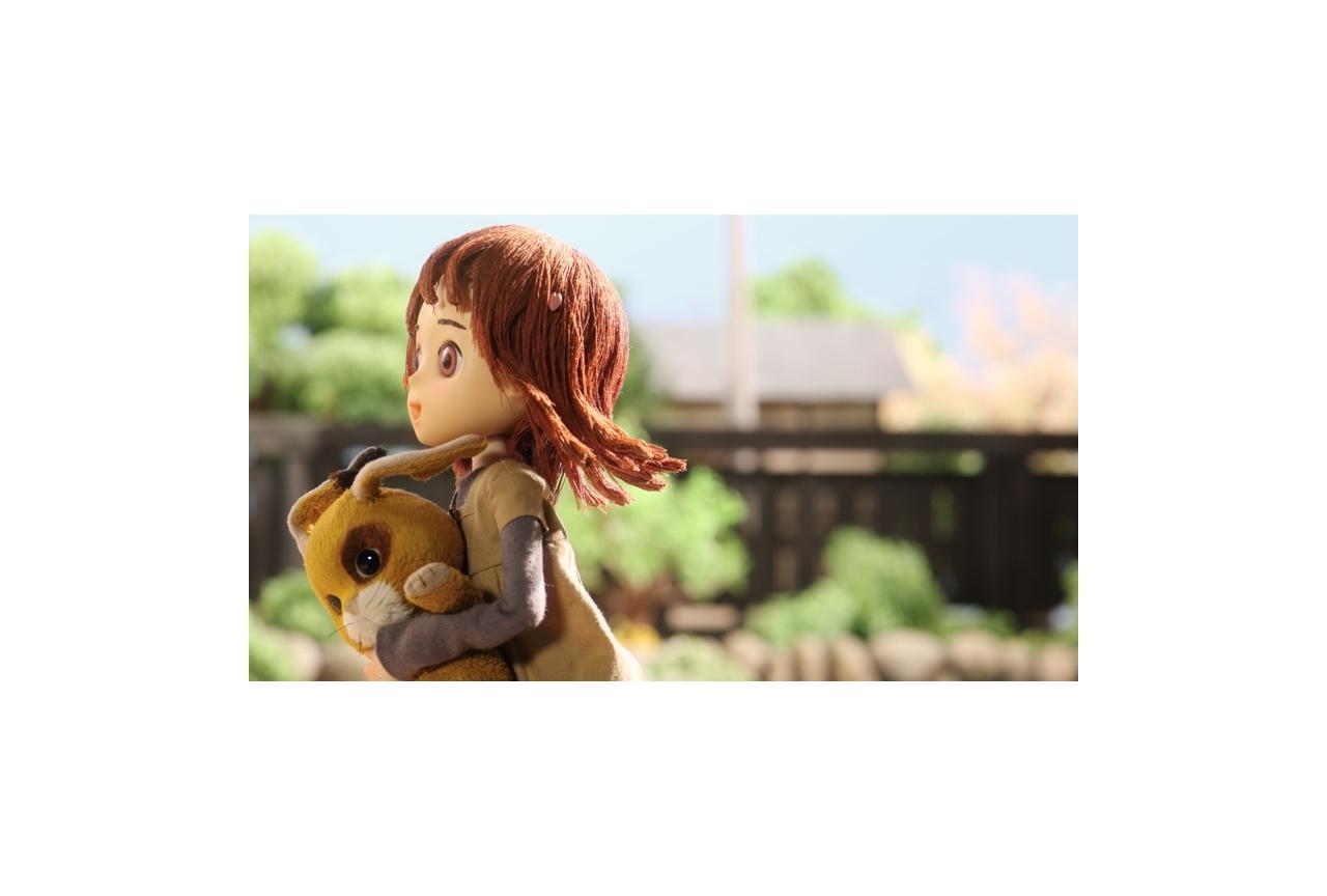 パペットアニメ映画『ちえりとチェリー』WOWOWで放送決定
